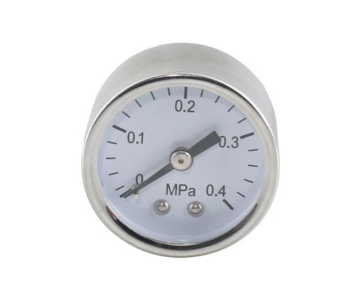 Stainless steel shell pressure gauge gb3a8222